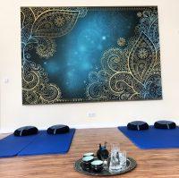 Blauer Raum 2
